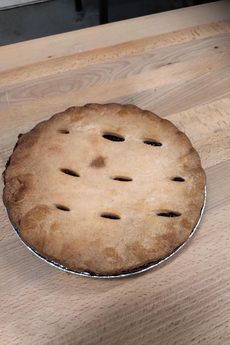 picture of Raspberry Pie